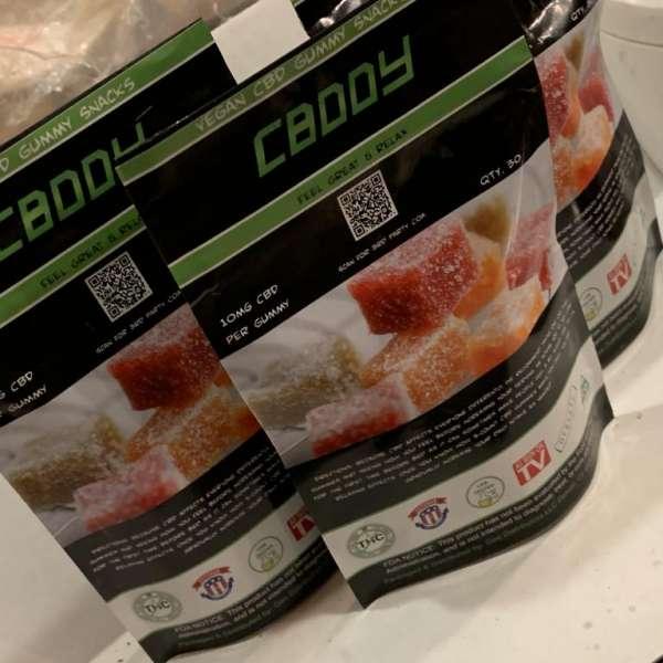 CBDDY CBD Gummies